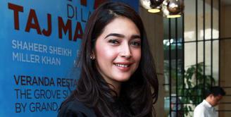 Selain mempunyai wajah yang cantik, Nabila Syakieb juga dianugerahui dengan bentuk hidung yang mancung. (Deki Prayoga/Bintang.com)