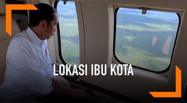 Presiden Joko Widodo kembali menyambangi lokasi calon ibu kota baru Republik Indonesia. Lokasi yang ditinjau kali ini disebut dengan 'kawasan segitiga' yang bertempat di antara Kota Palangka Raya, Kabupaten Katingan, dan Kabupaten Gunung Mas, Pro...