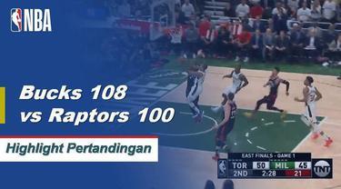 Brook Lopez membukukan 29 poin dan menambah 11 rebound saat Milwaukee mengambil Game 1 melawan Toronto.