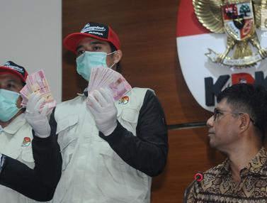 Tetapkan Bupati Jombang Tersangka, KPK Sita Uang 25.5 Juta Rupiah dan 9.500 US Dollar