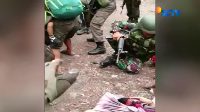 Mencekam, ini dia ketegangan baku tembak saat tim gabungan mengevakuasi sandera dari Kelompok Kriminal Bersenjata di Papua.