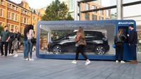 Car vending machine pertama di London, Inggris. (Autoevolution)