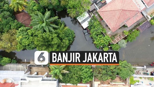 Perumahan Greenville, Tanjung Duren, Jakarta Barat, adalah salah satu lokasi banjir terparah di Jakarta Barat. Hingga hari ke-4, banjir setinggi dua meter masih ditemukan di beberapa titik di perumahan elit ini.