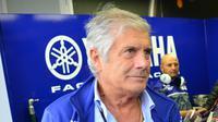 Giacomo Agostini. (AFP/Giuseppe Cacace)