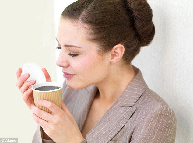 Aroma makanan beri pengaruh besar pada selera makan   Foto: Dailymail.co.uk
