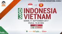 Skor Indonesia Vs Vietnam_2 (Bola.com/Adreanus Titus)