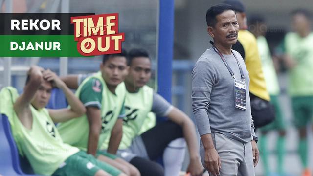 Berita video Time Out kali ini tentang Pelatih PSMS Medan, Djanur (Djadjang Nurdjaman), menorehkan rekor di Piala Presiden.
