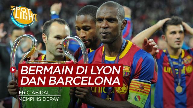 Berita video spotlight kali ini tentang tiga pemain yang pernah berseragam Lyon dan Barcelona sebelum kedatangan Memphis Depay.