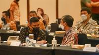 Wali Kota Medan, Bobby Nasution, rapat bersama Kementerian ATR/BPN