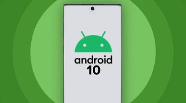 Android 10.