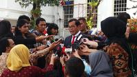 Sekertaris Kabinet Pramono Anung (Liputan6.com/Hanz Jimenez)