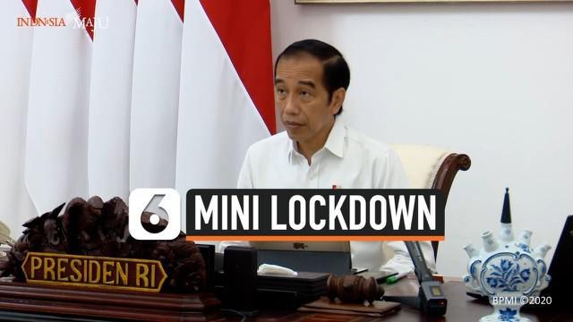Video top 3 hari ini datang dari viralnya pengakuan nakes di Raja Ampat yang positif Covid-19, pernyataan Presiden Jokowi soal mini lockdown, serta Dwayne Johnson yang dukung Joe Biden di Pilpres AS.