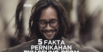 5 Fakta Pernikahan Ryu Seung Beom