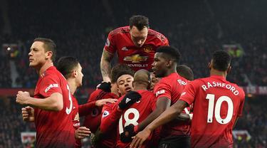 Klasemen Premier League, Liverpool Jaga Jarak dengan Manchester City