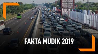 Fakta Positif Mudik Lebaran 2019 di Indonesia