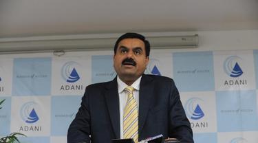 Gautam Adani, (Photo: AFP)