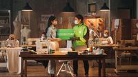 Sinergitas Gojek dan Tokopedia disebut-sebut mampu mendukung digitalisasi UMKM di Indonesia sehingga mampu memperluas jaringan pasarnya. (Dok: GoTo)