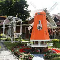 Jadi Tempat Bermalam Raja dan Ratu Belanda, Begini Mewahnya Hotel Inna Parapat