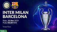 Liga Champions - Inter Milan Vs Barcelona (Bola.com/Adreanus Titus)
