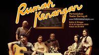 Pertunjukan Teater Rumah Kenangan (dok. Instagram @titimangsafoundation/https://www.instagram.com/p/CDsj_5dgrkj/)