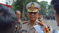 Direktur Dirlantas Polda Jawa Barat Kombes Eddy Djunaedi. (Liputan6.com/Huyogo Simbolon)
