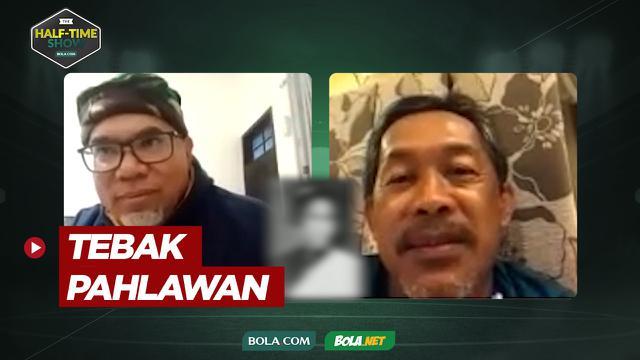Cover Video Game Half Time Show Bersama dengan Aji Santoso dan Iwan Setiawan