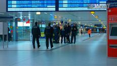 Seorang pria ditangkap usai melukai 5 orang di stasiun kereta Duesseldorf