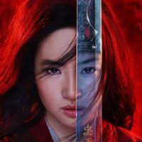 Poster film Mulan (Disney)