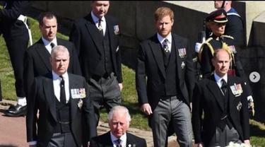 Pangeran Harry Mungkin Masih di Inggris untuk Rayakan Ultah Ratu Elizabeth II