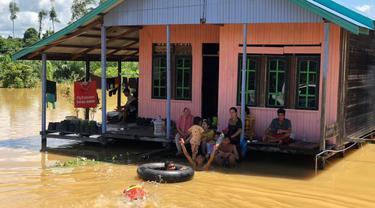Banjir Berau