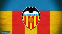 Valencia Logo (Bola.com/Adreanus Titus)