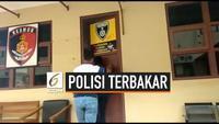 Polres Cianjur memeriksa 31 mahasiswa dalam kasus 4 anggotanya yang mengalami luka bakar saat mengamankan demo di gedung DPRD Cianjur. Polisi hingga kini belum menetapkan tersangka