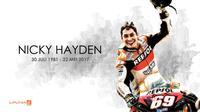 NICKY HAYDEN (Liputan6.com/Abdillah)