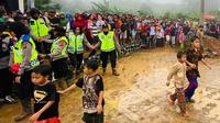 6 Ribu Paket Sembako untuk Korban Longsor Sukajaya Bogor