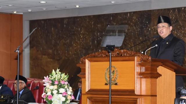 Ketua DPR: Nilai Tukar Rupiah Harus Tetap Terjaga