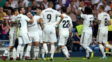 Gol Gareth Bale dan Carvajal Antar Real Madrid Kalahkan Getafe