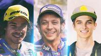 MotoGP - Anak Didik Valentino Rossi yang Bersinar (Bola.com/Adreanus Titus)
