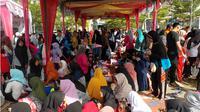 Kemeriahan International Tiger Day di Aceh. (Liputan6.com/Rino Abonita)