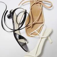 Barely Sandals Trend - Photo: netaporter