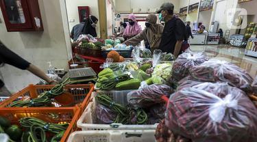 FOTO: Pasar Mitra Tani Tutup Sementara Selama Libur Idul Fitri
