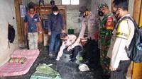 Seorang pria bunuh diri dengan tenggak racun serangga, di Kebumen. (Foto: Liputan6.com/Humas Polres Kebumen)