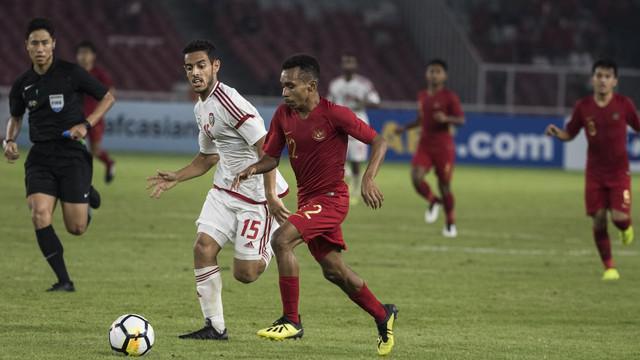 Berita video 3 gol terbaik Timnas Indonesia U-19 sementara ini di Piala AFC U-19 2018.