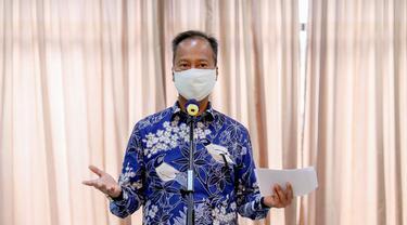 Menteri Perindustrian (Menperin) Agus Gumiwang Kartasasmita
