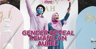 Seperti apa acara gender reveal calon anak pertama Atta dan Aurel? Yuk, kitacek video di atas!