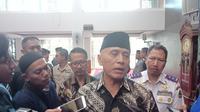Kehadiran Mochamad Iriawan ke rumah dinas wakil gubernur dalam rangka meninjau aset Pemprov Jabar