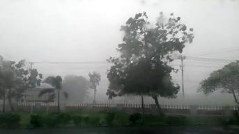 IOD Disusul La Nina, Awas Cuaca Ekstrem di Jateng Selatan Termasuk Cilacap