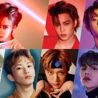 Seperti ini kedekatan para member Super M di balik layar. (Kpop Profile)