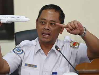 KNKT Rilis Laporan Lion Air JT 610