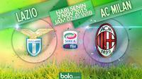 Lazio vs AC Milan (Bola.com/Rudi Riana)