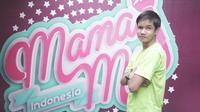 Calvin Mamamia Indosiar 2014. (Liputan6.com/Saifulah Febri)